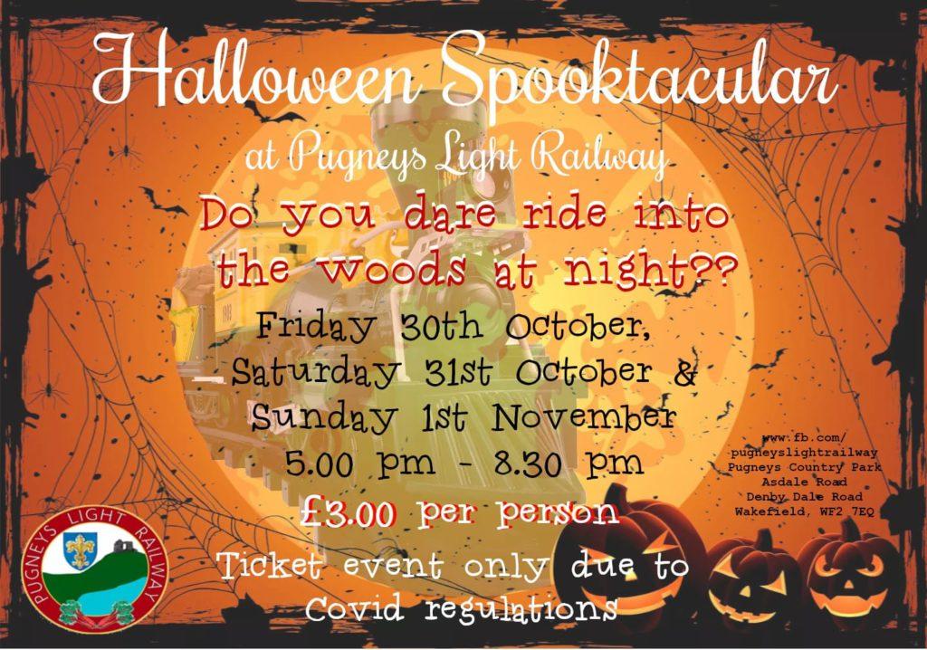 October Half Term Events Wakefield Mumbler